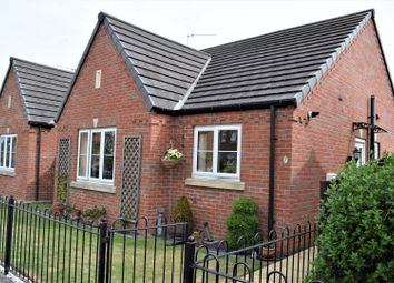 Thumbnail 2 bed bungalow for sale in Roman Way, Caistor, Market Rasen