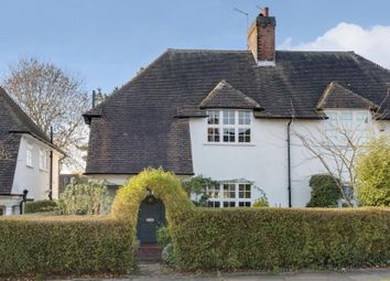 Thumbnail Semi-detached house for sale in Brookland Rise, London