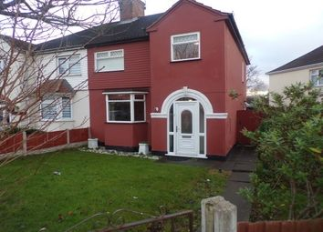 Thumbnail 3 bed property to rent in Annan Avenue, Wolverhampton