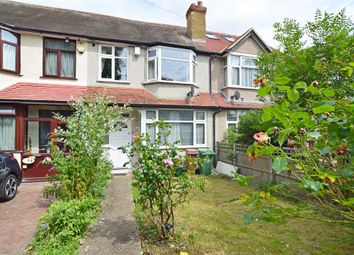 Thumbnail 3 bed terraced house to rent in Sandringham Road, Worcester Park