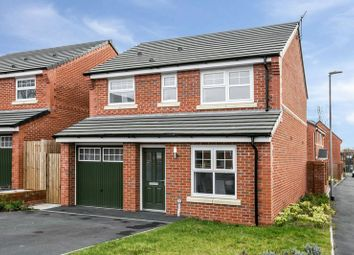 Thumbnail 3 bed detached house for sale in Hopefield Drive, Salford