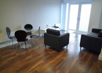 Thumbnail 2 bed flat to rent in Wilburn Place, Block B, Wilburn Basin, Ordsall Lane, Salford