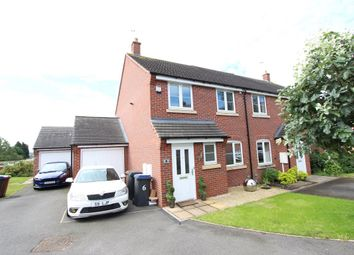 Thumbnail 3 bedroom property to rent in Knitters Close, Barwell, Leicester