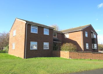 Thumbnail 2 bed flat for sale in Burns Road, Royston