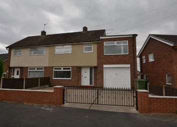 Thumbnail 4 bed semi-detached house for sale in Fairfield Road, Scunthorpe