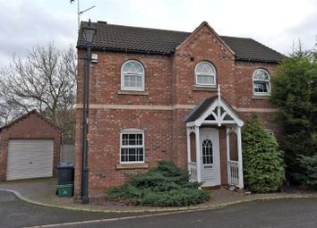 Thumbnail 4 bed detached house for sale in Maltings Court, Kirk Sandall, Doncaster