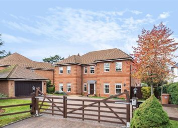 Thumbnail 5 bed detached house for sale in Hanyards Lane, Cuffley, Hertfordshire
