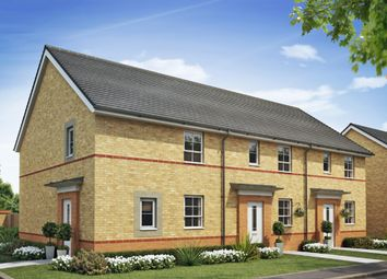 "Thumbnail 3 bed semi-detached house for sale in ""Folkestone"" at Llantarnam Road, Llantarnam, Cwmbran"