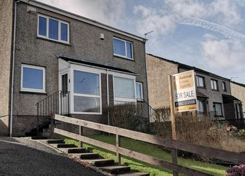 Thumbnail 2 bed semi-detached house for sale in Charleston Drive, Dundee