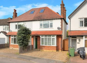 Thumbnail 5 bedroom semi-detached house for sale in Camp Road, St.Albans
