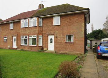 Thumbnail 3 bed semi-detached house for sale in Saffron Close, Littleport, Ely