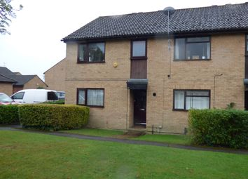 Thumbnail 1 bed terraced house for sale in Fleetham Gardens, Lower Earley, Reading