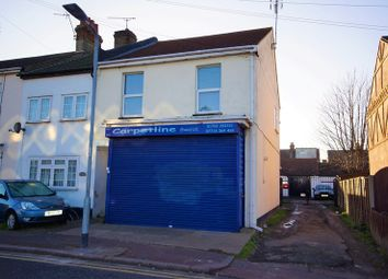 Thumbnail 2 bed flat for sale in West Road, Shoeburyness
