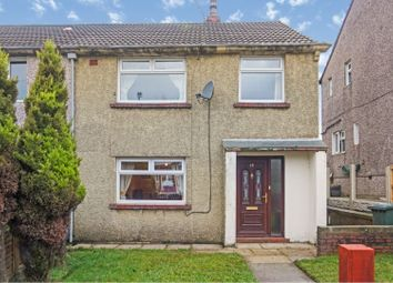 Thumbnail 3 bed semi-detached house for sale in Haworth Drive, Bacup