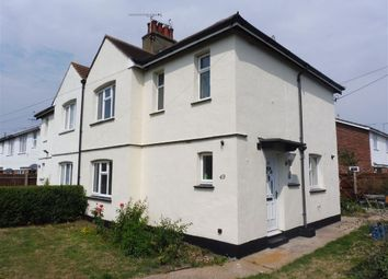 Thumbnail 3 bed semi-detached house to rent in Weir Pond Road, Rochford