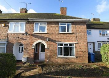 Thumbnail 3 bed end terrace house for sale in Woodcote Avenue, Mill Hill, London