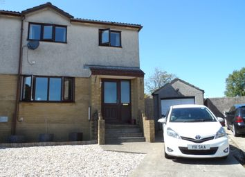 Thumbnail 3 bed semi-detached house to rent in Ashbrook, Bridgend