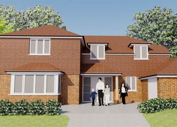 Thumbnail 4 bed detached house for sale in Ghyll Road, Crowborough, East Sussex