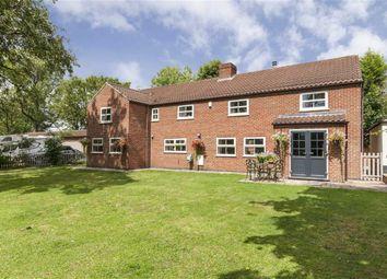 Thumbnail 4 bed equestrian property for sale in Hilcote Lane, Hilcote, Alfreton