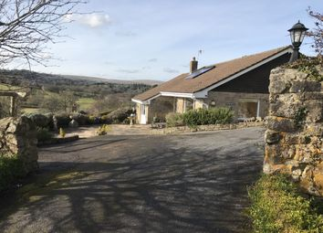 Thumbnail 3 bedroom detached bungalow for sale in Manor Drive, Chagford, Devon