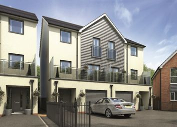 Thumbnail 4 bed town house for sale in Acacia Lane, Branston, Burton-On-Trent