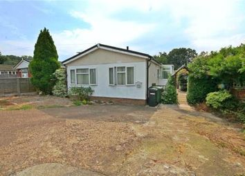 Thumbnail 2 bed detached house for sale in Surrey Hills Residential Park, Boxhill Road, Tadworth