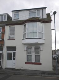 Thumbnail 1 bed flat to rent in Ranelagh Road, Park District Weymouth