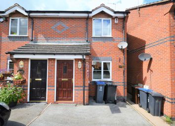 Thumbnail 2 bed semi-detached house for sale in 13 Poolfields Court, Stoke-On-Trent