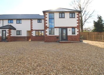 Thumbnail 3 bed end terrace house for sale in Rutland Road, Stamford