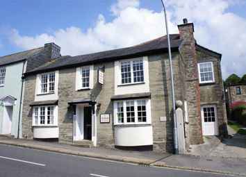 Thumbnail 7 bed end terrace house for sale in Higher Lux Street, Liskeard, Cornwall