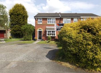 Thumbnail 3 bed end terrace house for sale in The Cloisters, Westhoughton, Bolton, Greater Manchester