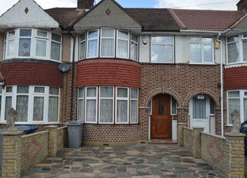 Thumbnail 3 bedroom terraced house for sale in Girton Avenue, Kingsbury