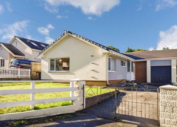 Thumbnail 3 bed detached bungalow for sale in Waterloo, Machen, Caerphilly