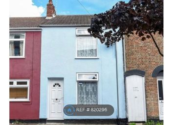 Thumbnail 2 bed terraced house to rent in Jacobs Street, Lowestoft