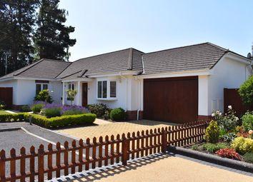 4 bed detached bungalow for sale in Brockwood, St Leonards, Ringwood BH24