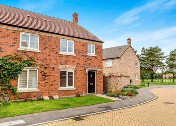 Thumbnail 3 bedroom semi-detached house for sale in Hunts Field Drive, Gretton, Corby