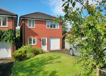 Thumbnail 4 bed detached house for sale in Leamington Close, Little Neston, Neston