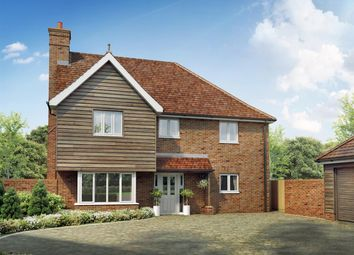 The Fern, Radstone Gate, Thorn Lane, Stelling Minnis CT4. 5 bed detached house for sale