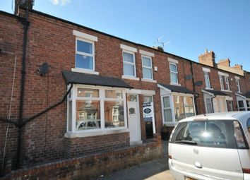 Thumbnail 3 bed terraced house for sale in Hood Street, Morpeth