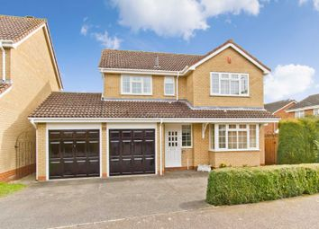 Thumbnail 4 bedroom detached house for sale in Shepherds Fold, Swaffham