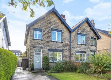 Thumbnail 3 bed semi-detached house for sale in Woodlands Avenue, Harrogate