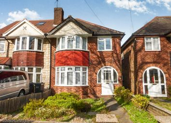 Thumbnail 3 bed semi-detached house for sale in Beaufort Avenue, Hodge Hill, Birmingham