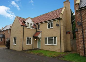 Thumbnail 4 bedroom property to rent in Old Lode Court, Burwell, Cambridge