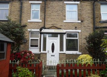 Thumbnail 1 bed terraced house to rent in Ashfield Road, Pudsey, West Yorkshire