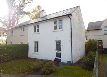 Thumbnail 3 bed semi-detached house for sale in Viewfield Square, Portree, Isle Of Skye