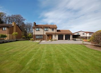 Thumbnail 4 bed detached house for sale in Beech Brae, Elgin