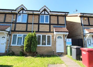 Thumbnail 2 bed terraced house to rent in Maplin Park, Slough
