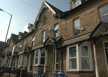 Thumbnail 9 bed town house to rent in 110 Whitham Road, Broomhill, Sheffield