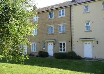 Thumbnail 3 bedroom terraced house to rent in Stickleback Road, Calne