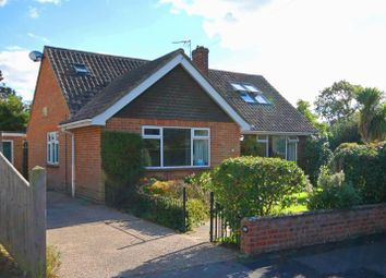Thumbnail 5 bed bungalow to rent in Pennington, Lymington, Hampshire